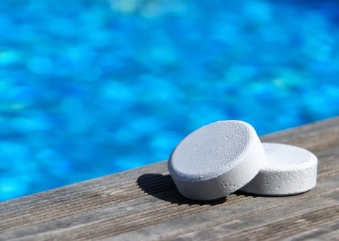 Prodotti chimici piscina