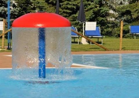 Giochi piscina
